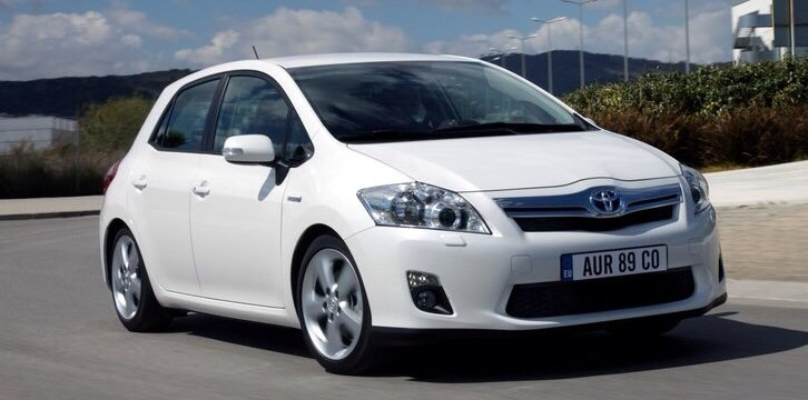 Toyota Auris - manual