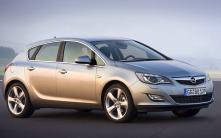 Opel Astra J  automatic
