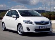 Toyota Auris 1,33   manual
